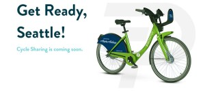 Projects like the Puget Sound Bikeshare are helping grow the number of cyclist commuters,